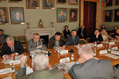 Roundtable on April 13, 2010